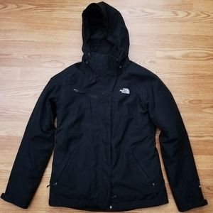 *The North Face*TRICLIMATE*Hooded Jacket and Liner